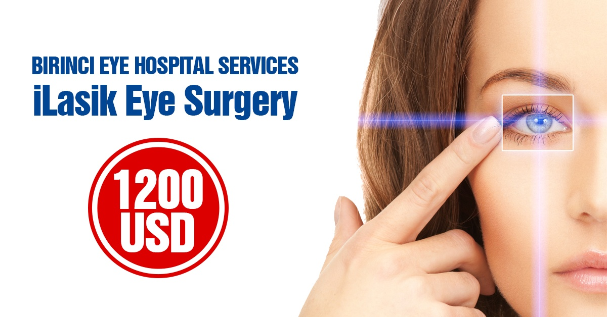 ILASIK EYE SURGERY