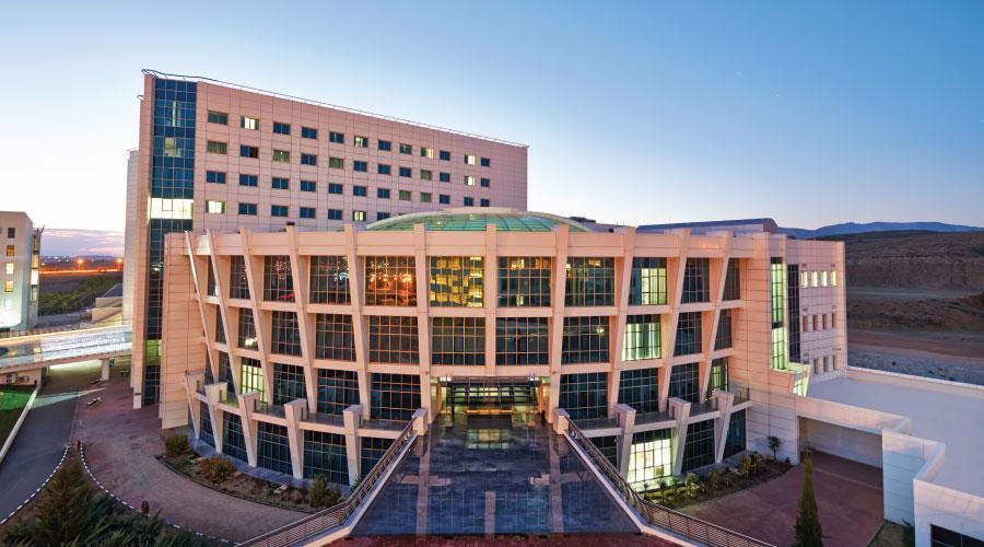 NEAR EAST University Hospital