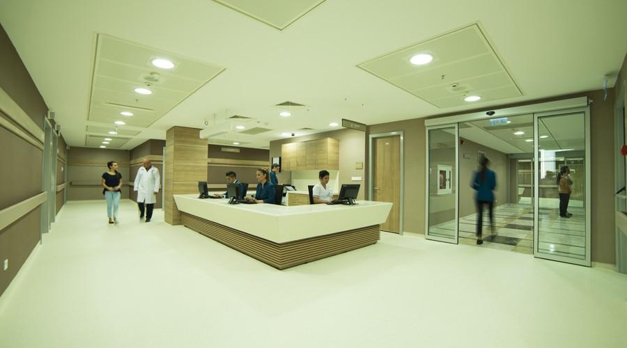 MEDICAL PARK GAZIOSMANPASA HOSPITAL