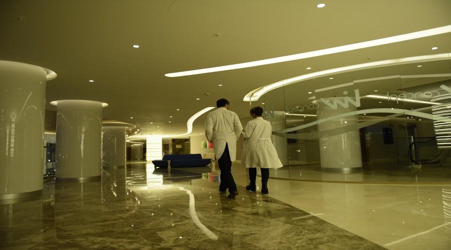 İSTİNYE UNİVERSITY HOSPITAL