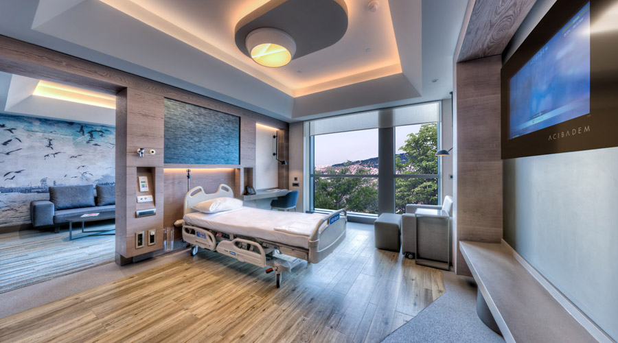 ACIBADEM ALTUNİZADE HOSPITAL