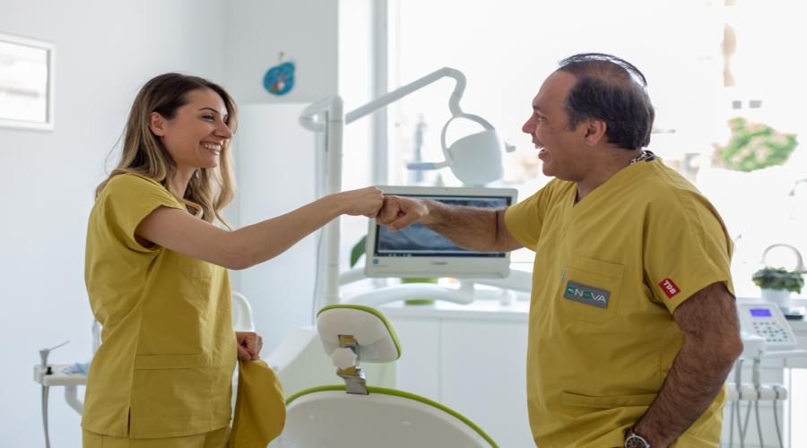 MY NOVA DENTAL HEALTH POLYCLINIC - diş klınığı/izmir